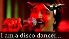 Disco Dancer - I Am A Disco Dancer Zindagi Mera Gaana - Vijay Benedict