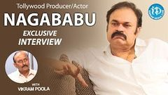 Actor & Producer Naga Babu Exclusive Interview Talking Movies With iDream 273