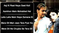 Gair - All Songs - Ajay Devgan - Raveena - Abhijeet - Udit Narayan - Kumar Sanu - Alka Yagnik