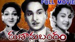 Runanu Bandham Full Length Telugu Movie