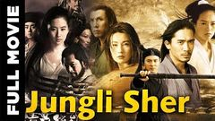 Jungli Sher | Chinese Dubbed Action Movie In Hindi