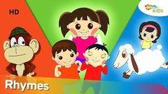 Top Hindi Rhymes Collection 2019 | Hindi Rhymes For Children | Shemaroo Kids Hindi