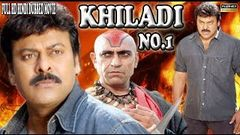Khiladi No 1 (Kondaveeti Donga) - Full Length Action Hindi Movie