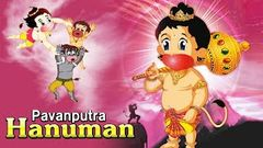 Pavan Putra Hanuman - Hindi Animated Story