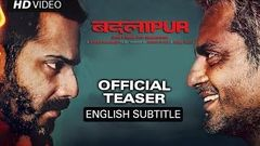 & 039;Badlapur& 039; (2015) Hindi Movie | Huma Qureshi Yami Gautam | Hindi Movies Full English Subtitles
