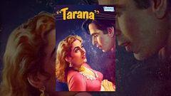 Tarana (1951) Hindi Full Length Movie | Dilip Kumar Madhubala | Bollywood Old Classic Movies