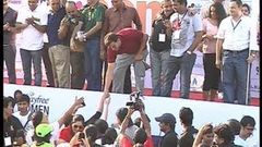 Akshay Kumar @ DNA I Can Women& 039;s Half Marathon