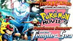 Pokemon ranger and The Temple Of The Sea Movie 9