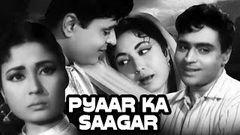 Karke Pyar Pyar Pyar - Romantic Hindi Song - Mujrim - Shammi Kapoor Ragini