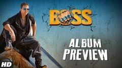Boss Songs Preview | Akshay Kumar | Latest Bollywood Movie 2013