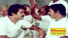 """Thalavattam"" | Full Malayalam Movie | Mohanlal Karthika Nedumudi Venu"