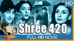 Shree 420 (1955 film) Hindi Full Length Movie Raj Kapoor Nargis Bollywood Old Classic Movies