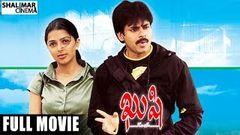 Kushi Telugu Full Movie Pawan Kalyan Bhumika Chawla