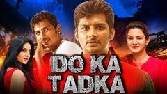 Do Ka Tadka (Singam Puli) Hindi Dubbed Full Movie | Jiiva Divya Spandana Honey Rose