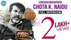 Chota K Naidu Exclusive Interview Frankly With TNR 22 Talking Movies with iDream 160