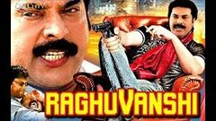 Raghuvanshi | रघुवंशी | Hindi Dubbed Movie (Re Uploaded) | Mammooty | Naghma | Naseer