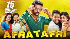 Afra Tafri (Charlie Chaplin 2) 2019 New Released Full Hindi Movie | Prabhu Deva Nikki Adah Sharma