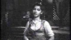 Hui Ye Hum Se Nadani - Song I Lata Mangeshkar I Chor Bazaar 1954