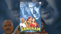 Sangram 1993   Full Movie   Ajay Devgan Ayesha Jhulka Karishma Kapoor Amrish Puri