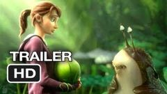 Epic Official Trailer 1 (2013) Amanda Seyfried Beyoncé Animated Movie HD