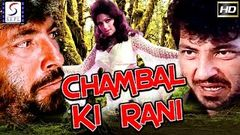 "Chambal Ki Kasam 1980 ""Full Movie Hindi"" I Raaj Kumar Shatrughan Sinha Moushumi Chatterjee"