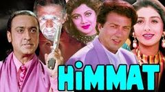 Himmat | Full Hindi Movie | Sunny Deol Tabu Shilpa Shetty Naseeruddin Shah | HD