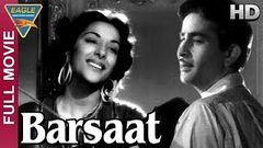 Barsaat 1949 Hindi Movie Full | Raj Kapoor Nargis | Old Hindi Movie