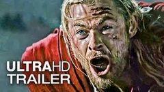 THOR 2 THE DARK WORLD Trailer Deutsch German | 2013 Official Marvel [Ultra-HD 4K]
