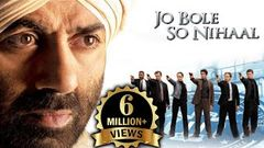 Ghayal Returns Sunny Deol In Jo Bole So Nihaal Full Movie | Bollywood Action Movie