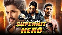 Superhit Hero (2019) Telugu Hindi Dubbed Full Movie | Allu Arjun Gowri Munjal Prakash Raj