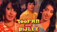 Toofan Aur Bijlee   Full Movie   Hindi Action Movie