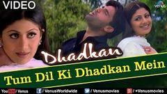 Dil Ki Dhadkan - Madhuri Dixit Akshay Khanna - Mohabbat - Melodious Romantic Song