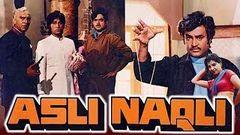 Asli Naqli (1986) Hindi Full Movie Rajinikanth Shatrughan Sinha Raadhika Anita Raj