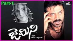 Gemini - Telugu Full Length Movie Part-1 - Venkatesh Namitha