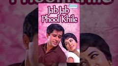 Jab Jab Phool Khile - Hindi Full Movies - Nanda, Shashi Kapoor - Bollywood Hit Movie