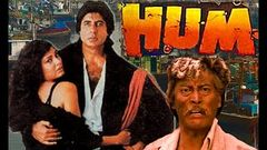 Hum (1991) - Full Hindi Movie - Amitabh Bachchan Rajinikanth Govinda