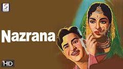 Nazrana - Raj Kapoor Vyjayanthimala - HD - B&W
