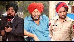 Jaswinder Bhalla & BN Sharma - Comedy Punjabi Movie 2017