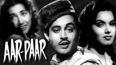 Aar Paar | Hindi Full Movie | Classic Hindi Movies | Guru Dutt Movies