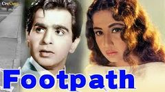 Footpath (1956) | Dilip Kumar Meena Kumari | Old Hindi Movies