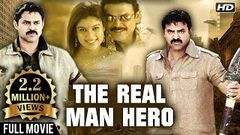 The Real Man Hero Full Hindi Movie | Venkatesh | Nayantara | Super Hit Hindi Dubbed Movie