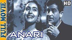 Anari 1959 (HD) - Full Movie - Raj Kapoor - Nutan - Lalita Pawar - Superhit Comedy Movie