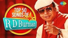 R D Burman Superhit Songs - Vol 1 - Pancham Top 10 - Old Hindi Bollywood Songs