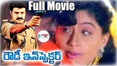 Rowdy Inspector Full Length Telugu Movie DVD Rip