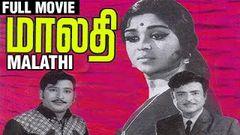Malathi - Gemini Ganesan Saroja Devi Ravichandran - Old Classic Movie - Full Movie