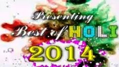 Best Of Bhojpuri Holi Video Songs 2014 [ Sexy & Hot Holi Videos ]