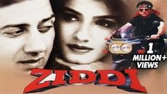 Ziddi - Full Length Bollywood Action Hindi Movie