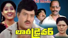 Old Telugu Movies Full Length | Lorry Driver | Latest Telugu Movies | Classical Old Movie