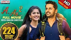 A.. AA... 2 ( Chal Mohan Ranga ) New Released Hindi Dubbed Movie | Nithiin Megha Akash