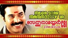 Sethurama Iyer CBI | Malayalam Full Movie | Mammootty Full Movies [HD]